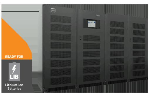 Vertiv Liebert NXL UPS | SmartPowerWorks com
